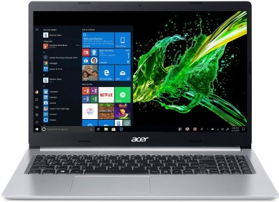 Image of Acer Aspire 5 Core i5 8th Gen Laptop which is one of the best laptops under 50000