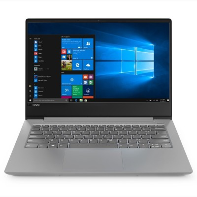 Lenovo Ideapad 330s Core i3 7th Gen - (4 GB/1 TB HDD/Windows 10 Home) 330S-14IKB Thin and Light Laptop(14 inch, Platinum Grey, 1.67 kg, With MS Office)