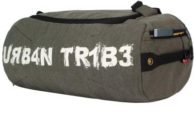 Urban Tribe Plank Gym Bag(Beige)