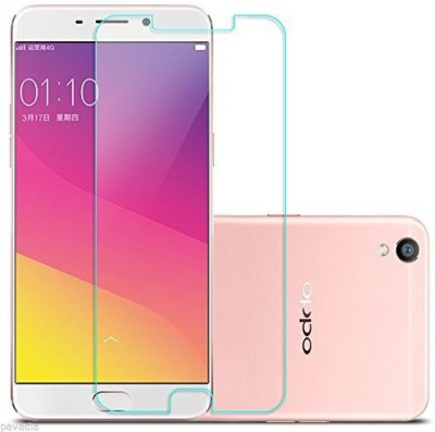 MudShi Tempered Glass Guard for Oppo A57(Pack of 1)