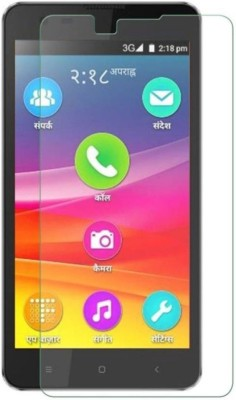 MYUZ Impossible Screen Guard for Micromax Canvas Bolt A069(Pack of 1)