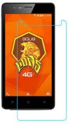 Zootkart Impossible Screen Guard for Intex Aqua Lions 3G(Pack of 1)