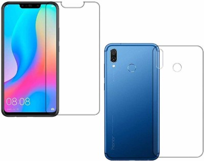 MBK Front and Back Screen Guard for Huawei Nova 3i(Pack of 2)