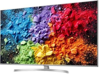 LG 138cm (55 inch) Ultra HD (4K) LED Smart TV(55UK7500PTA)