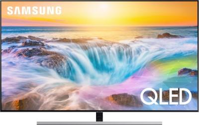 Samsung Q80RAK 138cm (55 inch) Ultra HD (4K) QLED Smart TV(55Q80RAK)