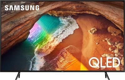 Samsung Q60RAK 138cm  55 inch  Ultra HD  4K  QLED Smart TV