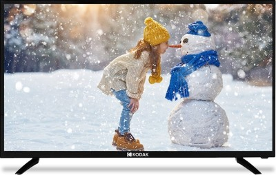 Image of Kodak 40 inch Full HD LED TV which is one of the best tv under 20000