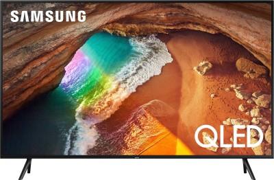 Samsung Q60RAK 108cm (43 inch) Ultra HD (4K) QLED Smart TV(QA43Q60RAKXXL)