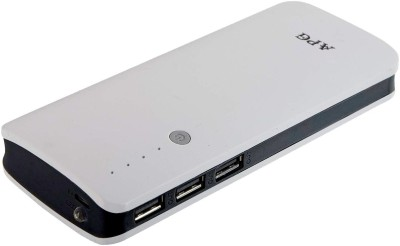 APG 10000 mAh Power Bank  CHARGE, CHARGE  Black, Lithium ion