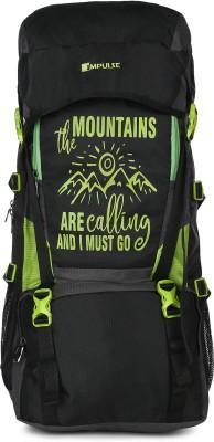 Impulse Mt. Calling 55 Litres Green Rucksack  - 55 L(Green)