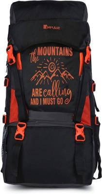 Impulse Mt. Calling 55 Litres Orange Rucksack  - 55 L(Orange)