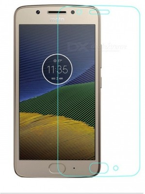 Zootkart Impossible Screen Guard for Motorola Moto G5(Pack of 1)