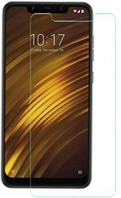 MudShi Tempered Glass Guard for POCO F1(Pack of 1)