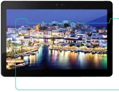 CHAMBU Tempered Glass Guard for Swipe 3D Life Tab X74 3D (WiFi+4GB)(Pack of 1)