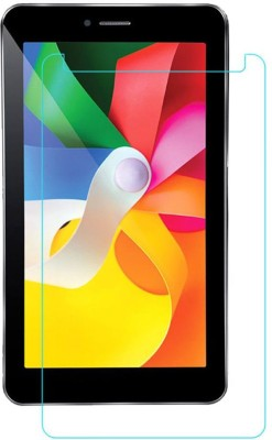 CHAMBU Tempered Glass Guard for iBall Slide 3G Q45(Pack of 1)