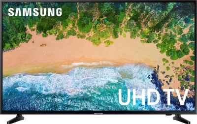 Samsung 109.2cm (43 inch) Ultra HD (4K) LED Smart TV(UA43NU7090KXXL)