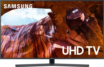 Samsung 138cm (55 inch) Ultra HD (4K) LED Smart TV(UA55RU7470UXXL)
