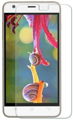 Elate Tempered Glass Guard for Intex AQUA EXTREME 2(Pack of 2)