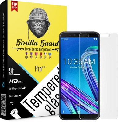 Ace Gorilla Impossible Screen Guard for Asus Zenfone Max Pro M2(Pack of 1)