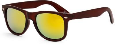Royal Son Wayfarer Sunglasses(Yellow)