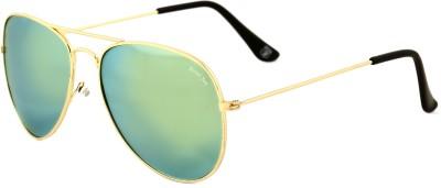 Royal Son Aviator Sunglasses(Multicolor)