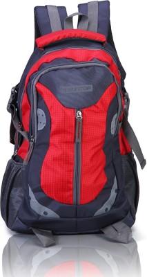SUNTOP Neo 9 26 L Medium Backpack Red, Grey SUNTOP Backpacks
