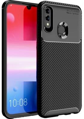 Cover Alive Back Cover for Motorola Moto One Vision, Plain, Cases(Black, Shock Proof)