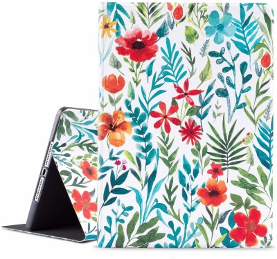 BeFunky Flip Cover for Apple iPad 9.7 inch 2018, iPad 9.7inch 2017(multicolor, Dual Protection)