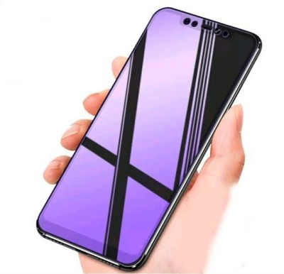 Sivni Tempered Glass Guard for Xiaomi redmi mi note 7pro (anti blue) anti ray eyes protect Mobile tempered glass mobile screen guard tempered glass screen protection edge to edge(Pack of 1)