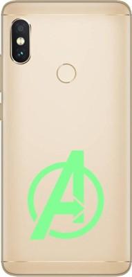 GADGETS WRAP Mi Redmi Note 5 Pro Mobile Skin Green