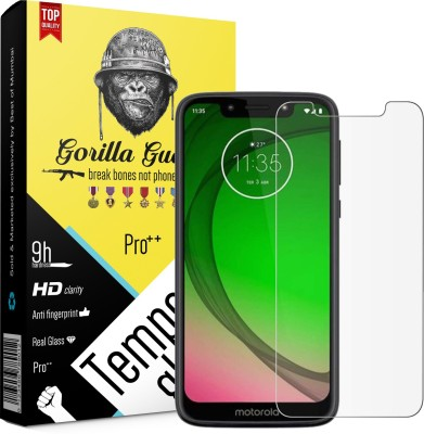 Gorilla Guard Impossible Screen Guard for Moto G7 POWER(Pack of 1)