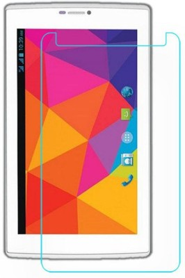 CHAMBU Tempered Glass Guard for iBall Slide Brisk 4G2(Pack of 1)