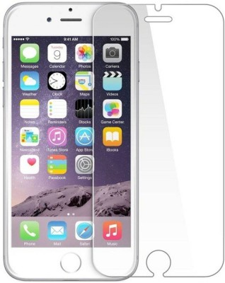 KMPPoWeR Tempered Glass Guard for Apple iPhone 6s Plus(Pack of 1)
