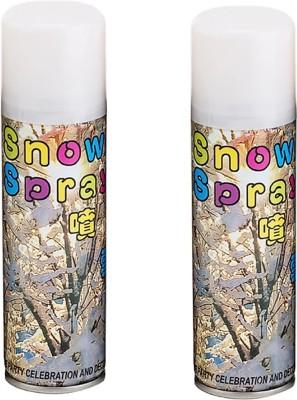 Amul snow spray 2 Snow Spray(200 ml, Pack of 2)