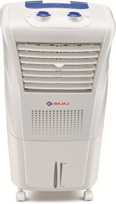 BAJAJ 23 L Room/Personal Air Cooler(White, COOLEST FRIO)