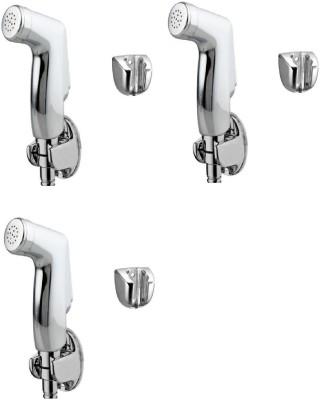 LOGGER -Bathroom Penguin Health Faucet (Gun + Hookhttps://seller.flipkart.com/index.html#dashboard/listings-management?listingState=ACTIVE) Contain 3 pcs Health  Faucet(Single Handle Installation Type)