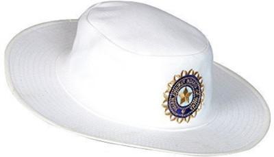 ZACHARIAS Umpire White Cricket Hat(White, Pack of 1)