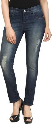 Fashion Cult Slim Women Blue Jeans Fashion Cult Women's Jeans