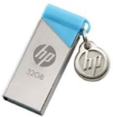 HP v215 3.0 32 GB Pen Drive(Silver) at flipkart