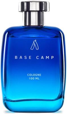 Ustraa Cologne Spray Base Camp Perfume  -  100 ml(For Men)