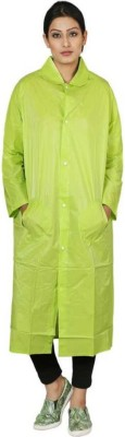 LANDLORD Solid Men & Women Raincoat at flipkart