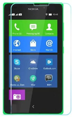 MudShi Impossible Screen Guard for Nokia X Plus (Dual Sim)(Pack of 1)