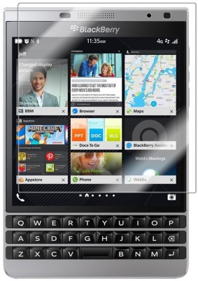 TRUSTA Impossible Screen Guard for blackberry passport(Pack of 1)