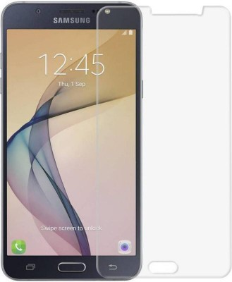 CHAMBU Tempered Glass Guard for Samsung Galaxy On7 Pro Pack of 1 CHAMBU Screen Guards