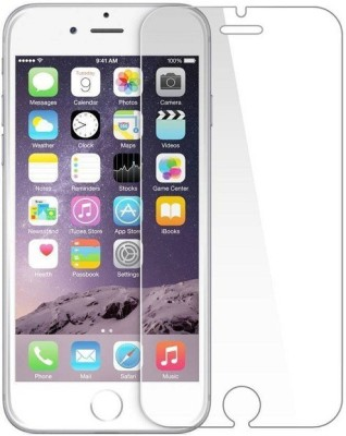 KMPPoWeR Tempered Glass Guard for Apple iPhone 6(Pack of 1)