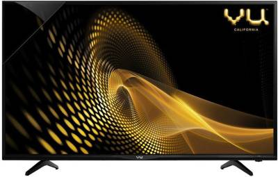 VU 43 inch Full HD Smart LED TV is a best LED TV under 50000