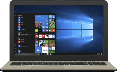 Image of Asus Vivobook Dual Core APU A9 Laptop which is one of the best laptops under 15000
