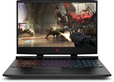 Image of HP Omen Core i5 9th Gen Gaming Laptop which is one of the best laptops under 80000