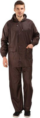 Supreme Home Collective Solid Men Raincoat at flipkart
