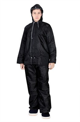 Fashion Dream Solid Men Raincoat